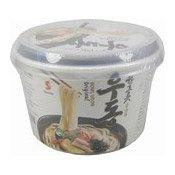 Hi-Myun Instant Bowl Udon Noodles (Original) (烏冬碗麵 (原味))