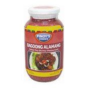 Salted Tiny Shrimp Bagoong Alamang (咸蝦醬)