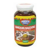 Sauteed Shrimp Paste Ginisang Bagoong (Sweet) (甜蝦醬)