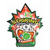 Striking Popping Candy (Watermelon) (爆炸糖 (西瓜味))
