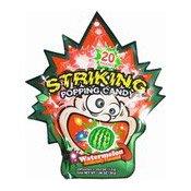 Striking Popping Candy (Watermelon) (爆炸糖 (西瓜味))
