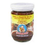 Chilli Paste In Oil (Namprik Pao) (素辣椒油)