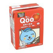 Qoo Apple Juice Drink (酷兒蘋果汁飲品)