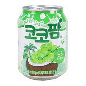 Cocopalm (Grape Drink With Coconut Jelly) (韓國葡萄椰汁飲品)