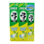 Darlie Double Action Toothpaste (Original Strong Mint) (黑人牙膏)