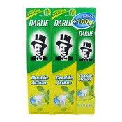 Darlie Double Action Toothpaste (Original Strong Mint) (黑人牙膏)
