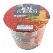 Instant Bowl Sichuan Broad Noodles (Tomato & Sour) (阿寬鋪蓋碗麵 (番茄))