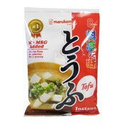 Instant Miso Soup Tofu (8 servings) (日本麵豉湯包 (豆腐))