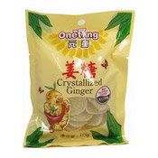Crystallised Ginger (薑糖)