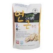 Lotus Root Crisps (蓮藕片)