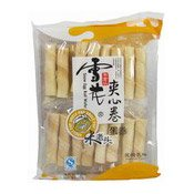 Snow Egg Roll Wafer (Yoghurt Filling) (米老頭蛋卷 (乳酸味))