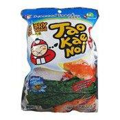 Crispy Seaweed (Seafood) (小老板海鮮風味紫菜)