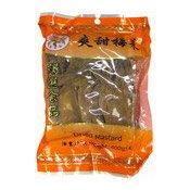 Dried Mustard (金百合甜梅菜)