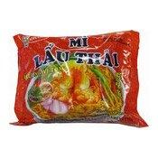 Instant Noodles Mi Lau Thai (Shrimp) (蝦味麵)