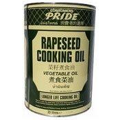 Rapeseed Oil (派牌菜籽油)
