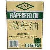 Rapeseed Oil (菜籽油)