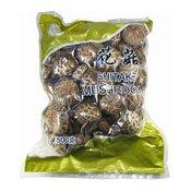 Shiitake Mushrooms (Dried) (爵士花菇)