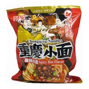 Chongqing Instant Noodles (Spicy Hot) (阿寬重慶小麵 (麻辣))