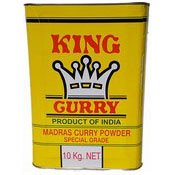 Madras Curry Powder (咖喱皇)