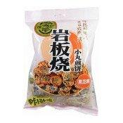 Black Sesame Xiaowan Cookie (徐褔記黑芝麻小丸煎餅)