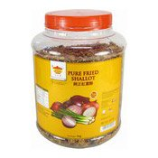 Pure Fried Shallots (田師傅紅蔥酥)