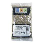 Coarse Black Pepper (三獅牌黑胡椒碎)