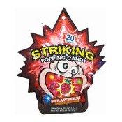 Striking Popping Candy (Strawberry) (爆炸糖 (草莓味))