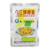 Preserved Mustard Strips (Zhacai) (四川榨菜)