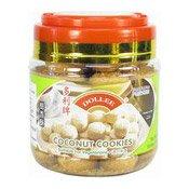 Coconut Cookies (多利牌香椰酥)
