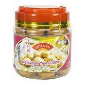 Vegetarian Yam Cookies (多利牌芋香酥)