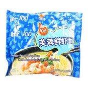 Instant Noodles (Shrimp) (統一蝦味湯麵)