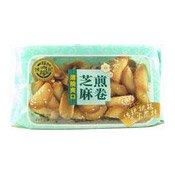 Sesame Cookies (徐褔記香脆芝麻煎餅)