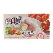 Cacao Mochi (Strawberry) (可可麻糬草莓风味)