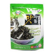 Seasoned Seaweed (即食紫菜碎)