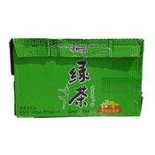 Green Tea Drink (康師傅綠茶)