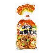 Yakisoba Noodles (日式炒麵)