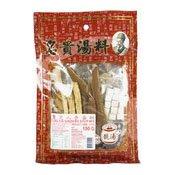 Ling Chi Ginseng Soup Mix (壽星牌靈芝人參湯料)
