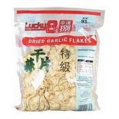 Dried Garlic Flakes (蒜片)
