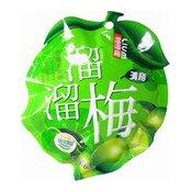 Green Plums (溜溜青梅)