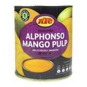 Mango Pulp (Alphonso) (芒果醬)