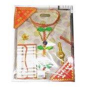 Paper Clothes & Accessories (Female) (女壽衣)
