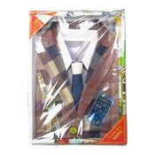 Paper Clothes & Accessories (Male) (男壽衣)