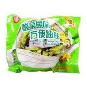Instant Vermicelli Noodles (Pickled Cabbage Fish) (白家酸菜魚粉絲)