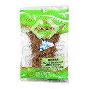 Dried Beancurd Dougan (BBQ Barbecue Flavour) (大溪豆乾 (烤肉))