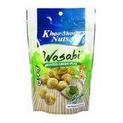 Wasabi Coated Green Peas (Nuts) (日本芥辣豆)