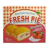 Strawberry Pie (樂天草莓批)