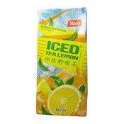 Iced Tea Drink (Lemon) (檸檬茶)