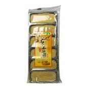 Mochi Rice Cakes (Peanut) (竹葉堂花生麻糬)