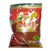 Red Pepper Powder (Gochugaru) (韓國辣椒粉(粗))