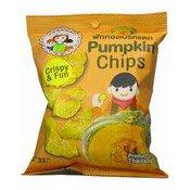 Fried Pumpkin Chips (南瓜薯片)